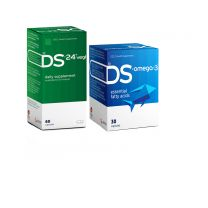 DS-24 Vegi + DS-Omega-3 Combo Deal