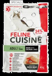 Feline Cuisine Salmon and Rice