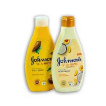 Johnson's Vita-Rich Nourishing Body Wash