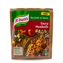 Knorr Dry Cook-in-Sauce Saucy Meatballs