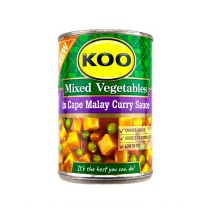Koo Mixed Vegetable in Cape Malay Curry Sauce