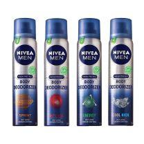 NIVEA Men Body Deodorizer