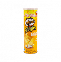 Pringles Cheesy Cheese Flavoured Savoury Snack